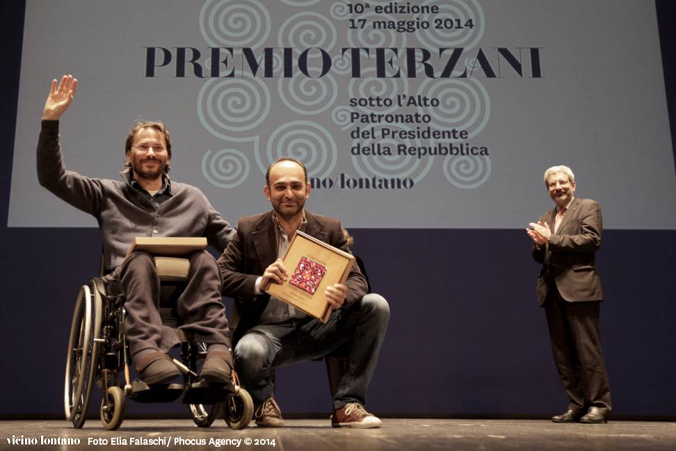 Vicino Lontano 2014 - Consegna Premio