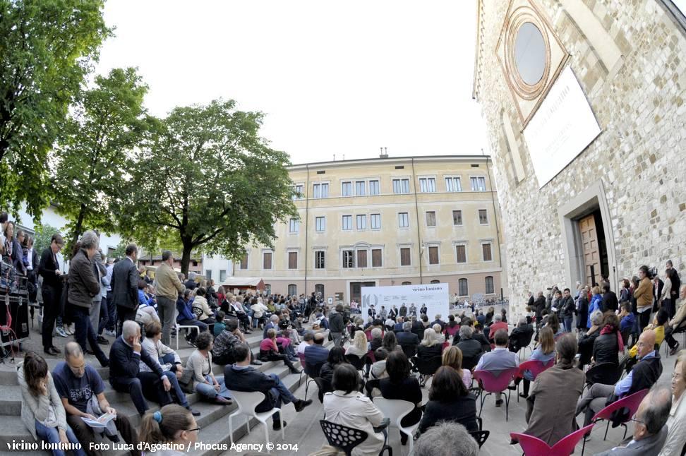 Vicino Lontano 2014 - Inaugurazione