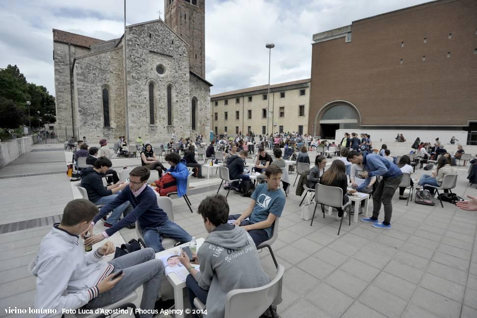 Vicino Lontano 2014 - Biblioteca vivente