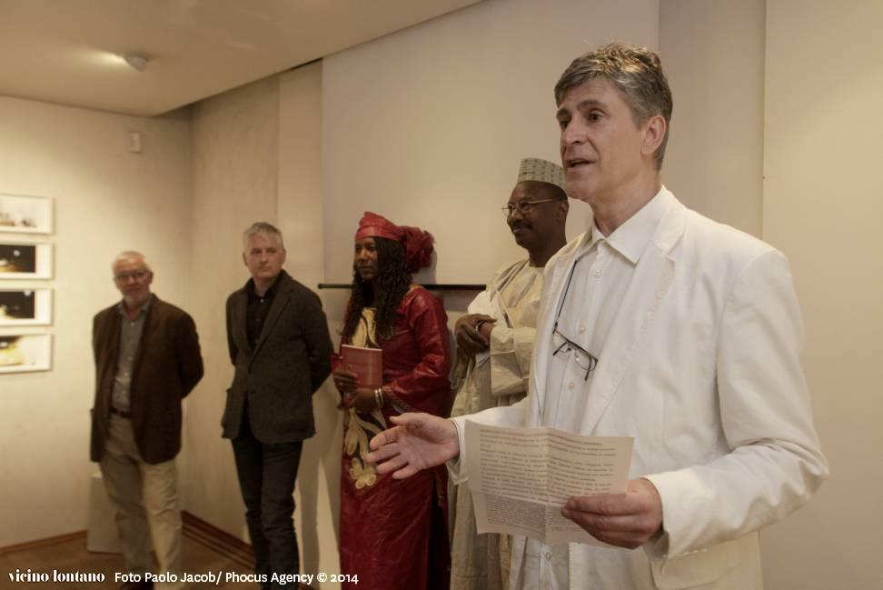 Vicino Lontano 2014 - Mali, points de vue