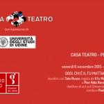 """Oggi, chi è il fu Mattia Pascal? A """"Casa Teatro"""" Russo e Rovatti"""