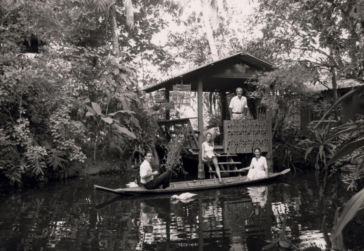 1991 Bangkok Turtle House © Archivio Terzani - Tutti i diritti riservati
