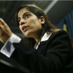 A Udine l'attivista afgana Malalai Joya