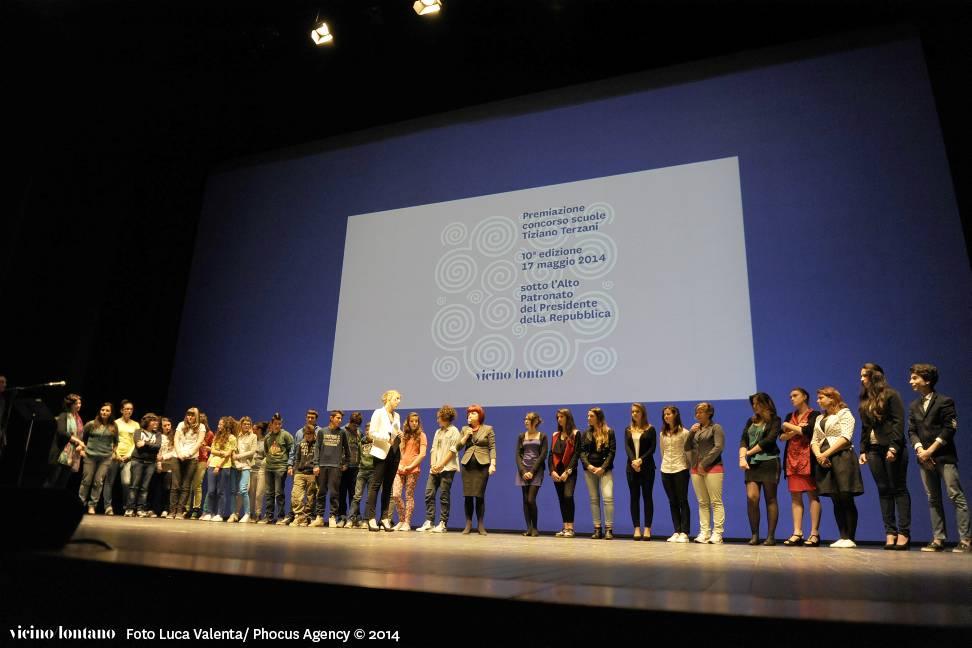 concorso scuole Tiziano Terzani 2014