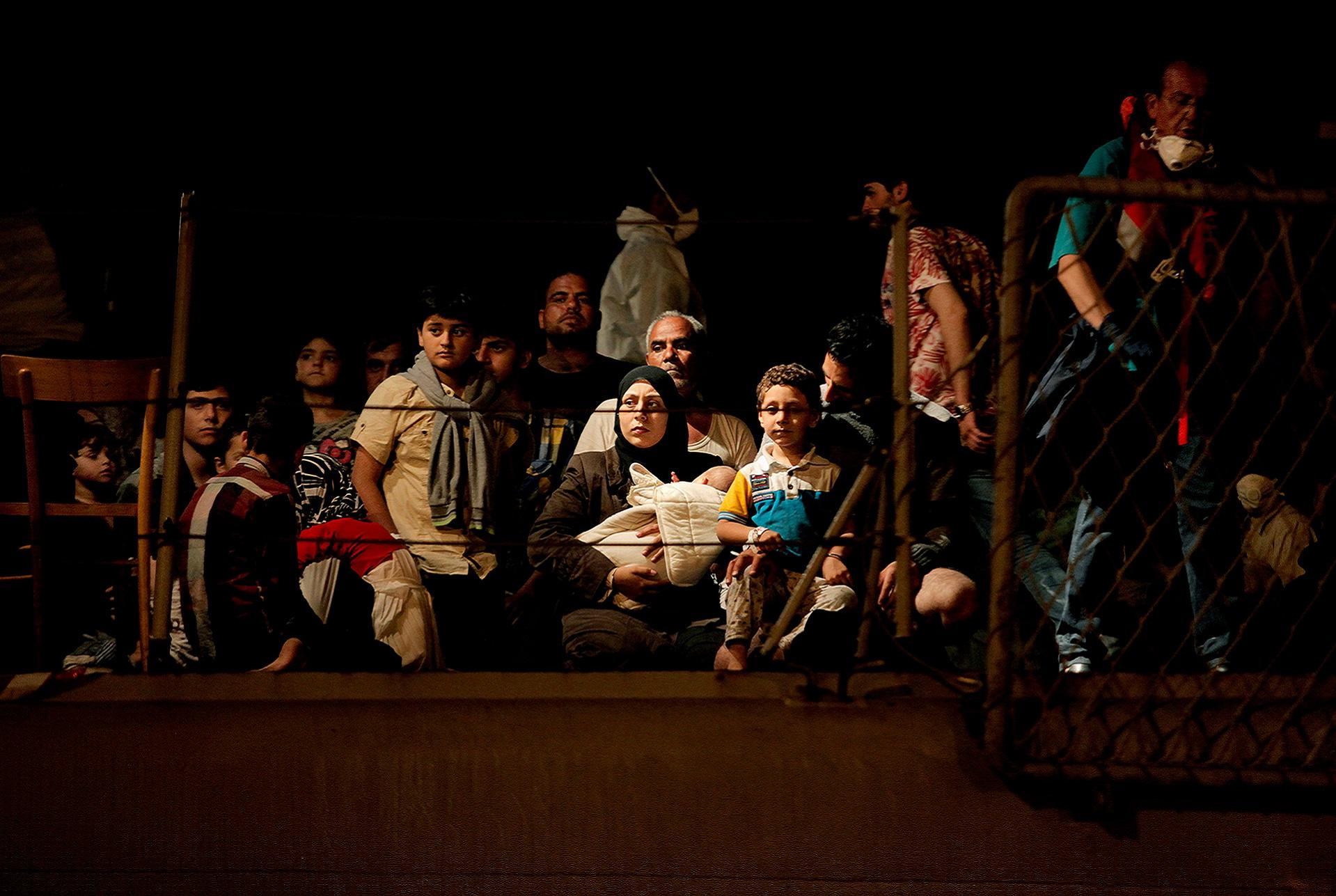 Alla Galleria Modotti una mostra sulla Rotta Balcanica