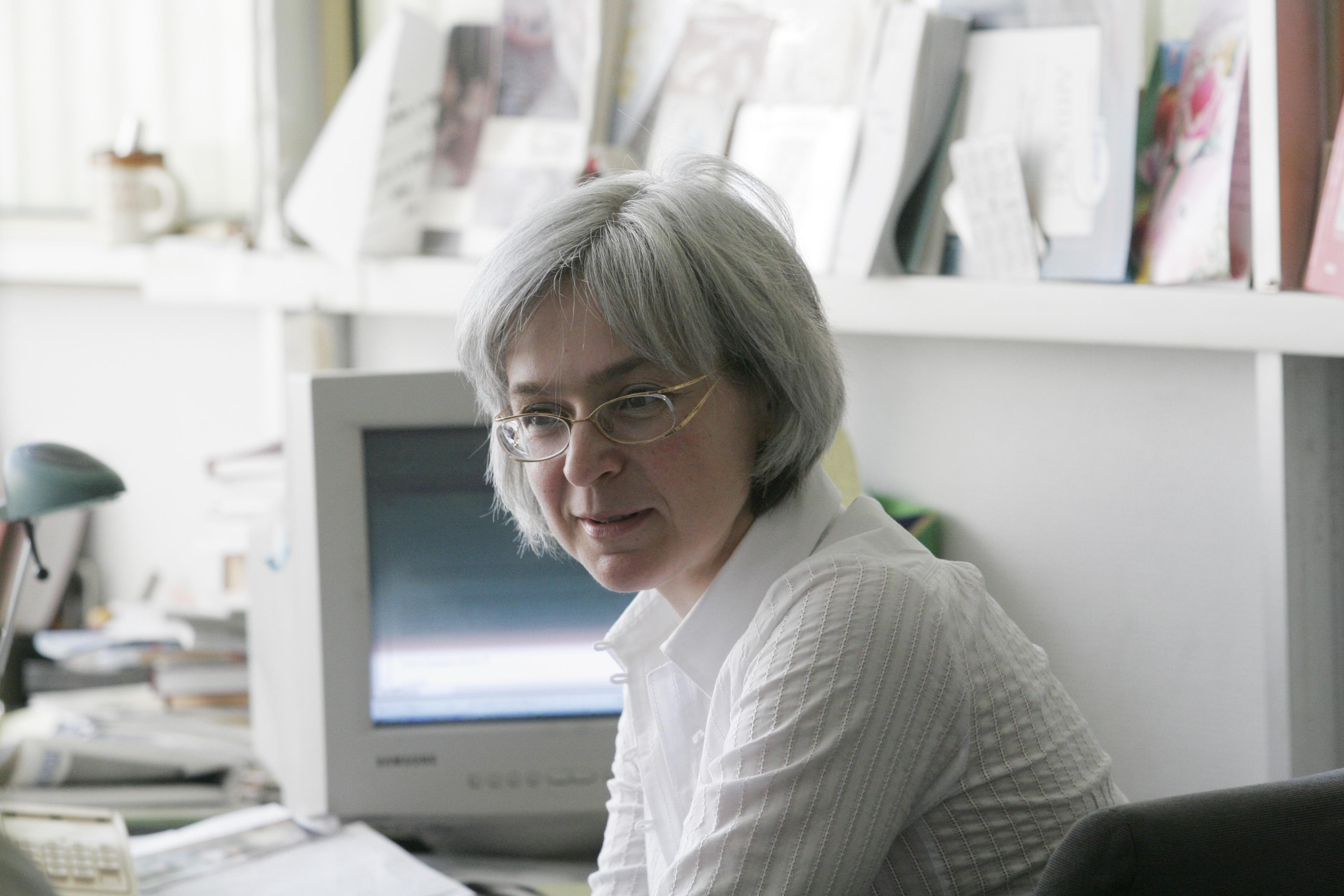 A dieci anni dalla morte di Anna Politkovskaja