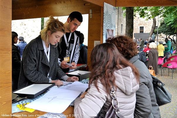 Vicino Lontano 2017 - Staff e Volontari