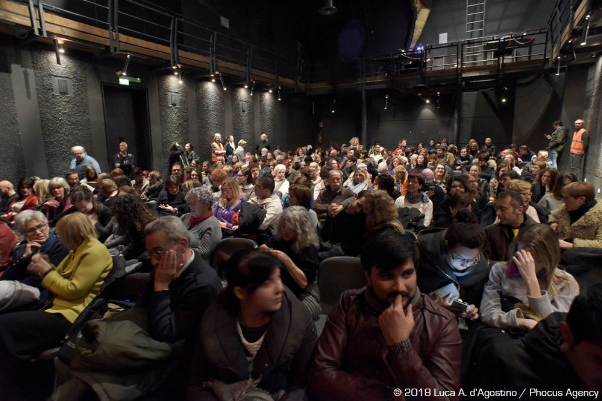 """Al Teatro San Giorgio il secondo appuntamento di """"Filosofia in città 2019"""""""