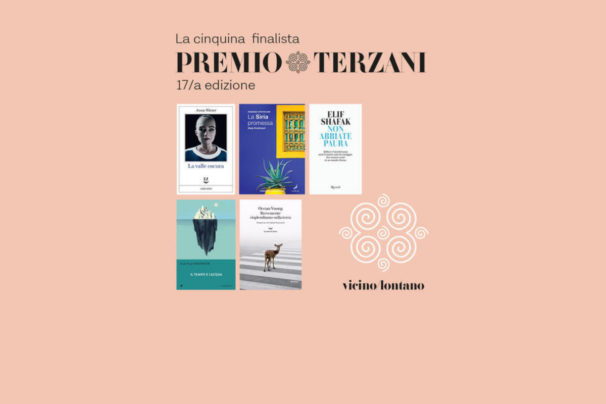 Annunciata la cinquina finalista del Premio Terzani 2021